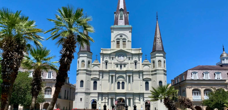 Guide de voyage de la Nouvelle-Orléans: les destinations touristiques à visiter